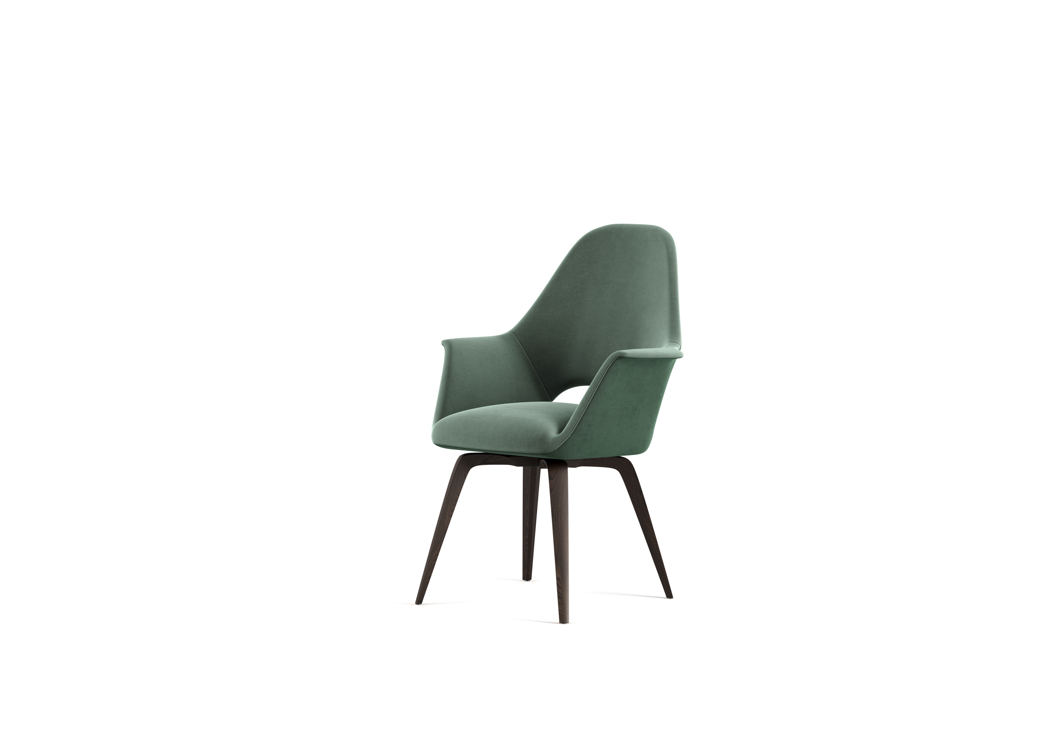 Chair with arms 02 (1) W63 x L62 x H88