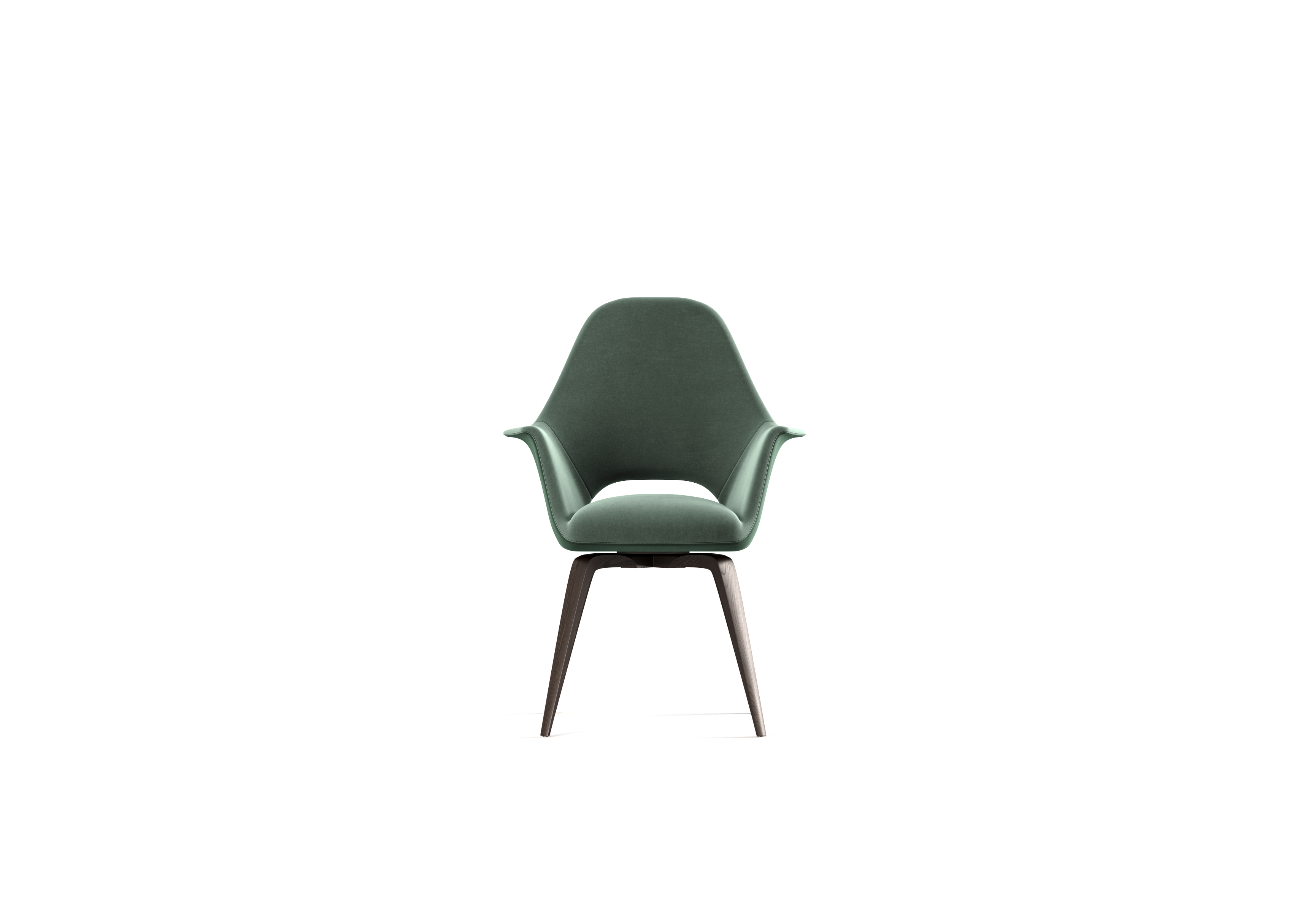 Chair with arms 02 (2) W63 x L62 x H88