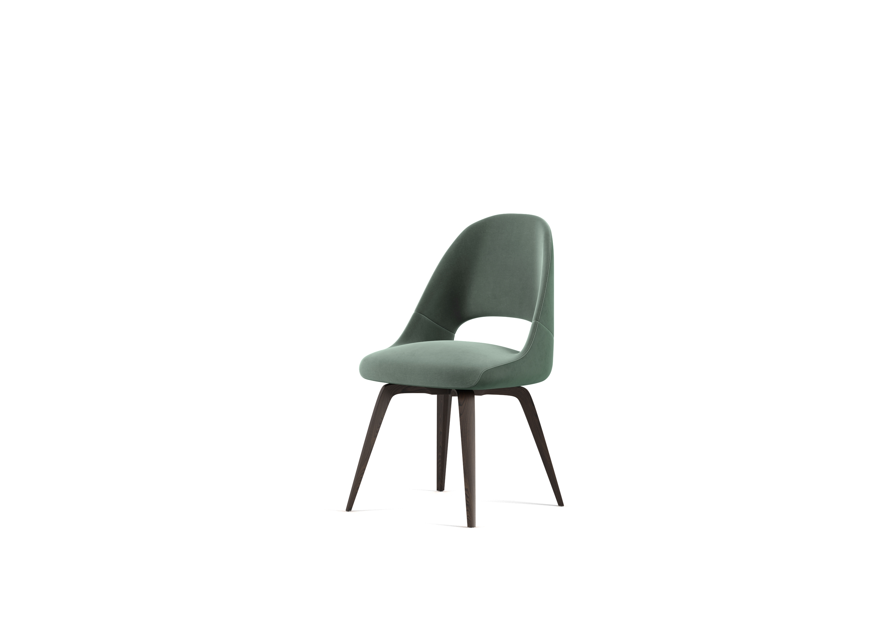 Chair without arms 01 (1) W45 x L54 x H81